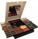 Q-KI Pro Colour Kit Gift Set 36 x Eyeshadow + 1 x Blusher + 2 x Bronzer + 1 x Lipgloss + 1 x Eyeliner