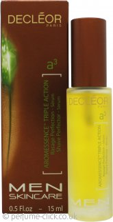 Decleor Men Aromessence Triple Action Shave Perfector Serum 15ml