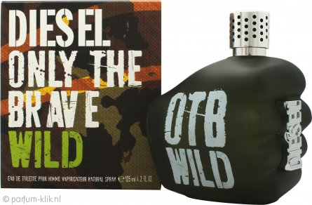 Diesel Only The Brave Wild Eau de Toilette 125ml Spray