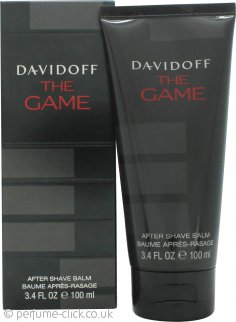 Davidoff The Game Aftershave Balm 100ml