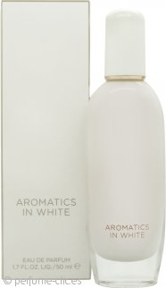 Clinique Aromatics in White Eau de Parfum 50ml Vaporizador
