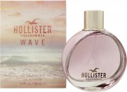 Hollister Wave for Her Eau de Parfum 100ml Vaporizador