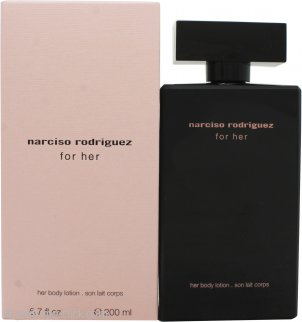Narciso Rodriguez for Her Body Lotion 6.8oz (200ml)