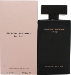 Narciso Rodriguez For Her Lozione Corpo 200ml