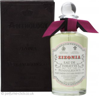 Penhaligon's Anthology Zizonia Eau De Toilette 100ml Spray