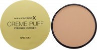 Max Factor Creme Puff Pressed Powder 21g - Natural