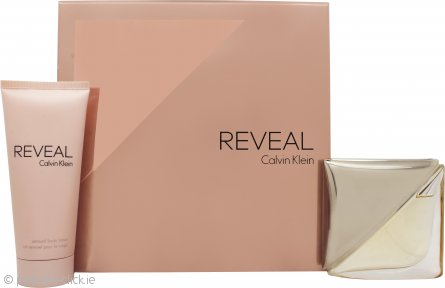 6d08d9e9192 Calvin Klein Reveal Gift Set 50ml EDP + 100ml Body Lotion