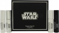 Star Wars Geschenkset 10ml Dark EDP +  10ml Light EDP + 10ml Droid EDP + 10ml Galaxy EDP