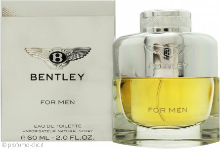Bentley For Men Eau de Toilette 60ml Spray