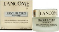 Lancome Absolue Yeux Premium Bx Regenerating And Replenishing Crema Occhi 20ml