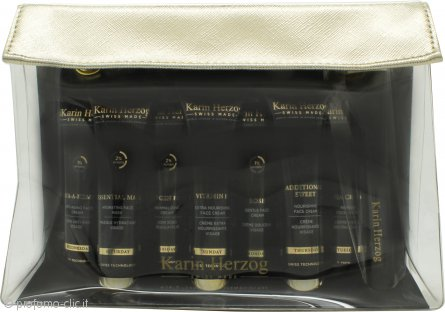 Karin Herzog 7 Creams of the Week Confezione Regalo 7 x 15ml Crema Viso