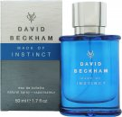 David Beckham Made of Instinct Eau de Toilette 50ml Spray