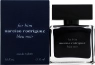 Narciso Rodriguez for Him Bleu Noir Eau de Toilette 50ml Spray