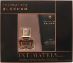 David & Victoria Beckham Intimately Set de Regalo 30ml EDT + 150ml Gel de Ducha