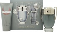 Paco Rabanne Invictus Confezione Regalo 100ml EDT + 100ml All Over Shampoo