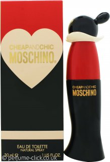 Moschino Cheap & Chic Eau de Toilette 30ml Spray