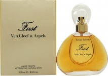 Van Cleef & Arpels First Eau De Toilette 100ml Spray
