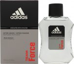 Adidas Team Force Aftershave 100ml Splash