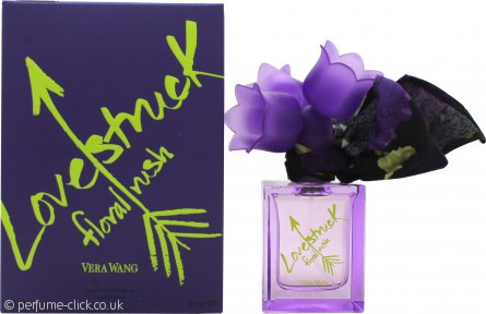 Vera Wang Lovestruck Floral Rush Eau de Parfum 30ml Spray