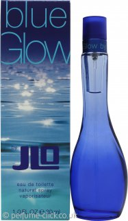 Jennifer Lopez Blue Glow Eau de Toilette 30ml Spray