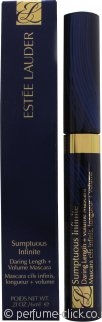Estee Lauder Sumptuous Infinite Daring Length + Volume Mascara 6ml - 01 Black