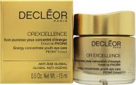 Decléor Orexcellence Energy Concentrate Youth Eye Care 0.5oz (15ml)