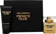 Karl Lagerfeld Private Klub for Women Set de Regalo 45ml EDP + 100ml Gel de Ducha
