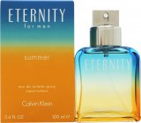 Calvin Klein Eternity Summer for Men 2017