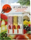Malibu Gift Set 3 x Lip Care Balm SPF30