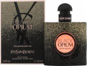 Yves Saint Laurent Black Opium Eau de Parfum 50ml Vaporizador - Sparkle Clash Edition