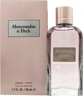 Abercrombie & Fitch First Instinct for Her Eau de Parfum 50ml Spray