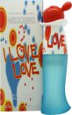 Moschino Cheap & Chic I Love Love Eau de Toilette 30ml Vaporizador