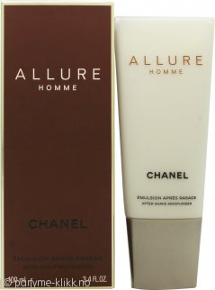Chanel Allure Homme Aftershave Moisturizer 100ml