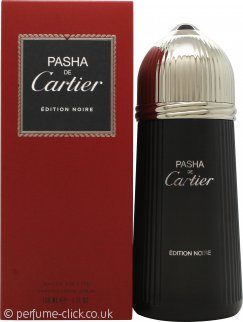 Cartier Pasha de Cartier Edition Noire Eau de Toilette 150ml Spray