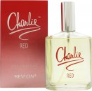 Revlon Charlie Red Eau Fraiche Eau De Toilette 3.4oz (100ml) Spray
