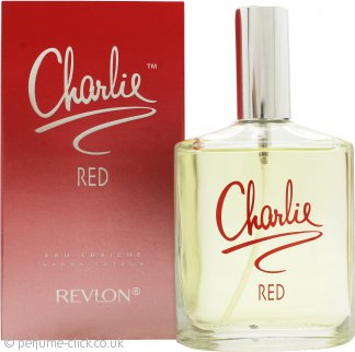 Revlon Charlie Red Eau Fraiche Eau De Toilette 100ml Spray