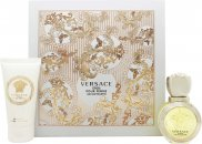 Versace Eros Pour Femme Gift Set 30ml EDT + 50ml Body Lotion
