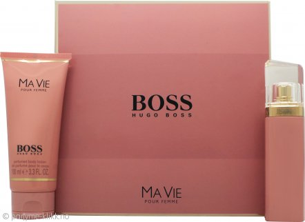 Hugo Boss Boss Ma Vie Gavesett 50ml EDP + 100ml Body Lotion