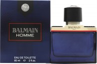 Balmain Homme Eau de Toilette 2.0oz (60ml) Spray