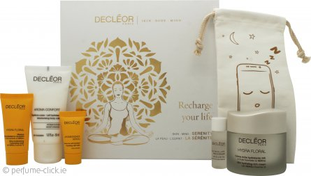 Decléor Recharge Your Life Serenity Box Gift Set - 5 Pieces