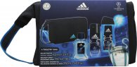 Adidas UEFA Champions League Edition Gift Set 100ml EDT + 150ml Body Spray + 250ml Shower Gel + Bag