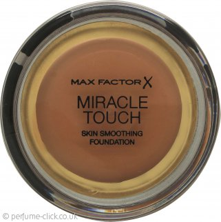Max Factor Miracle Touch Skin Smoothing Foundation 11.5g (80 Bronze)