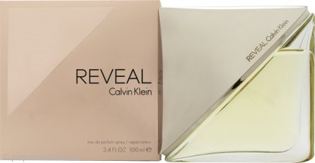 Calvin Klein Reveal Eau de Parfum 100ml Spray