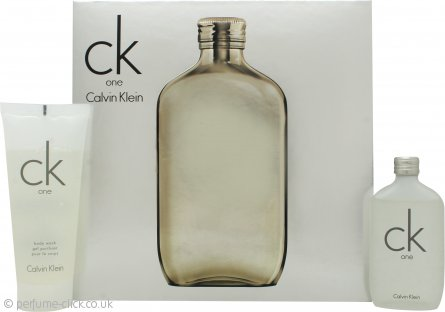 Calvin Klein CK One Gift Set 50ml EDT + 100ml Body Wash