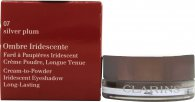 Clarins Ombre Iridescente Cream-to-Powder Lidschatten 7g - 07 Silver Plum