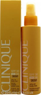 Clinique Virtu Oil Body Mist SPF30 144ml Spray