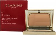 Clarins Ever Matte Mineral Powder Compact 10g - 02 Transparent Medium