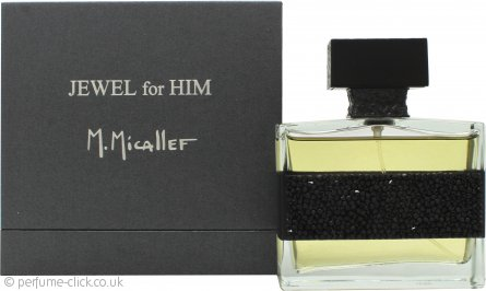 M. Micallef Jewel for Him Eau de Parfum 100ml Spray