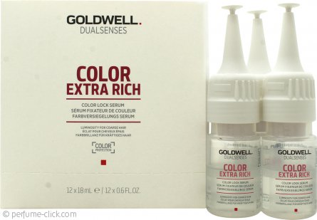 Goldwell Dualsenses Color Extra Rich Color Lock Serum Gift Set 12 x 0.6oz (18ml)