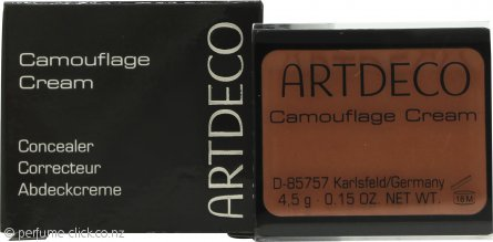 Artdeco Camouflage Cream 4.5g - 07 Deep Whiskey